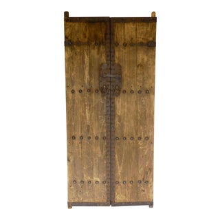 Early 19th Century Japanese Doors