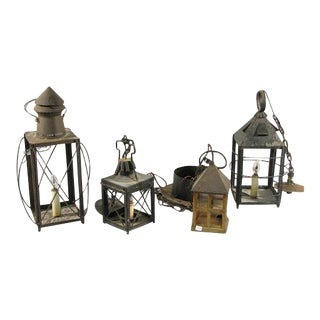 Collection of Lanterns (Set of 4)