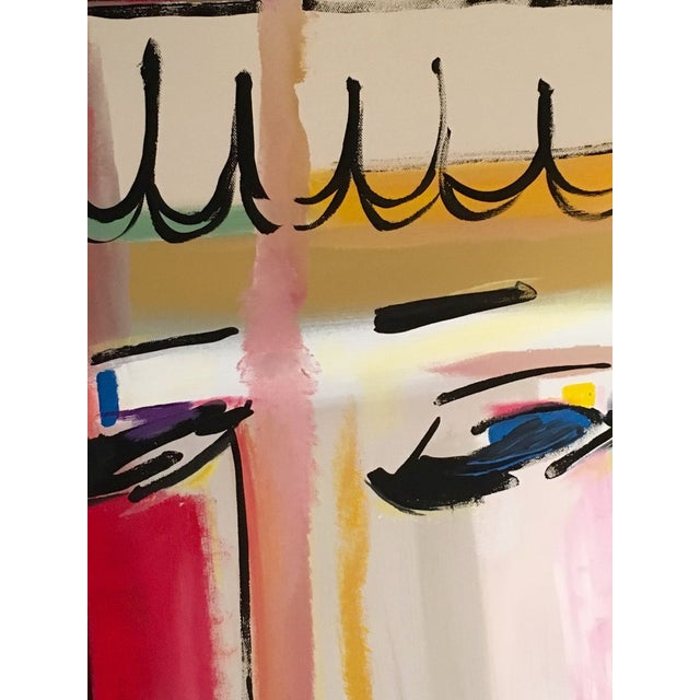 """Ladybelle"" Original Painting - Image 5 of 6"