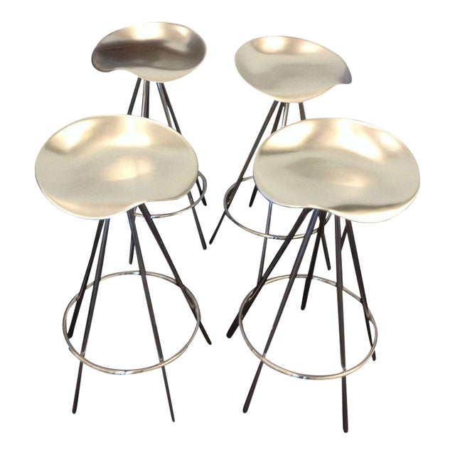 Knoll Jamaica Counter Stools by Pepe Cortes - Set of 4 - Image 1 of 6