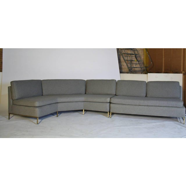 Image of Paul McCobb Three-Piece Sectional Sofa for Directional