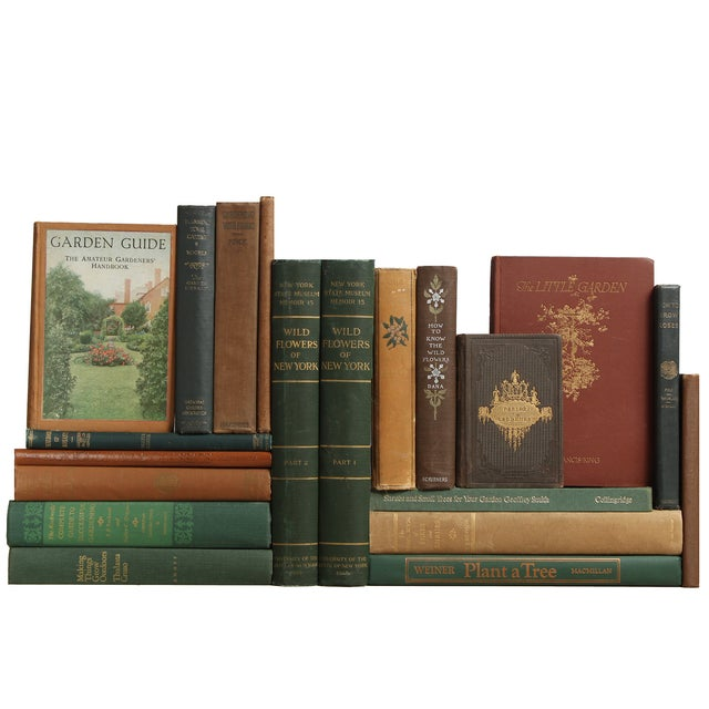 Image of All Things Gardening Books - S/20