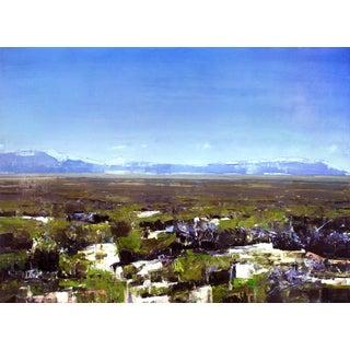 """""""Chico Basin, San Luis Valley, Colorado"""" Painting"""