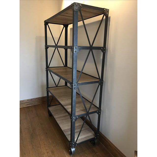 Farmhouse Bookcase/Shelving Unit - Image 2 of 3