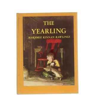 """1939 """"The Yearling"""" by Marjorie Kinnan Rawlings"""