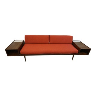 Mid-Century Sofa and Floating End Tables Mambo Combo