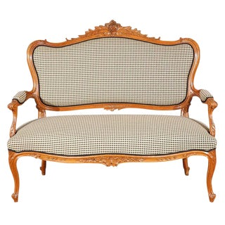Antique Louis XV Canape