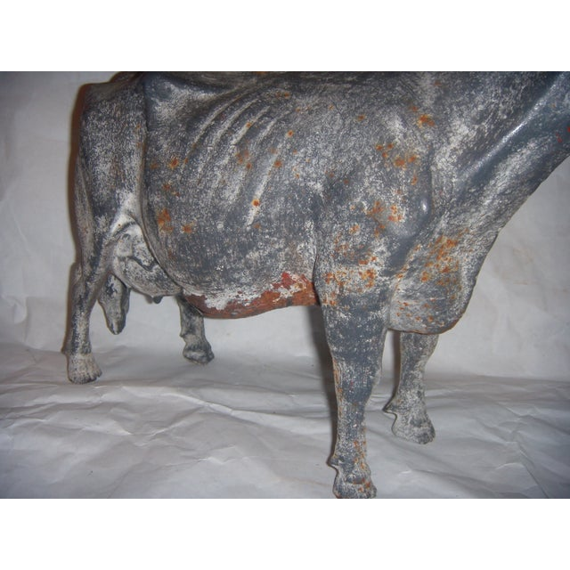 Cast Iron Cow - Image 5 of 11
