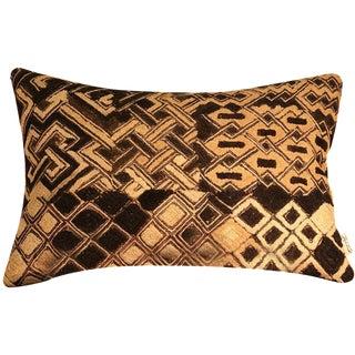 Kuba Vintage Geo Pillow