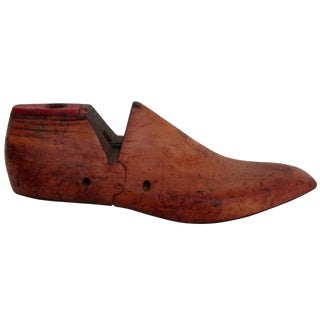 Antique Men's Shoe Form