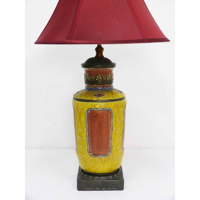 Asian Style Table Lamps - Nude Pics-4947