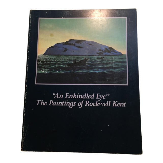 1985 The Paintings of Rockwell Kent Book - Image 1 of 11