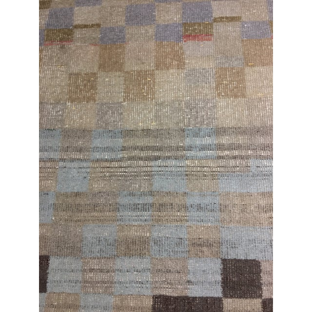 "Bellwether Rugs Vintage Turkish Zeki Muren Runner - 2'11""x8'4"" - Image 9 of 11"