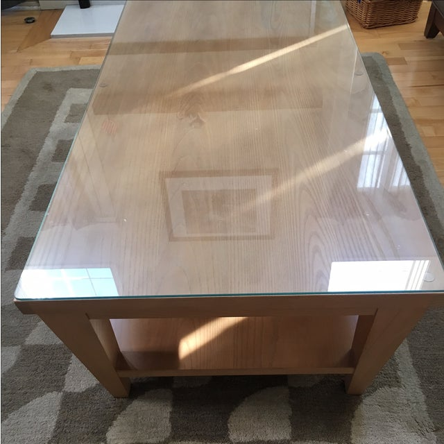 Ethan Allen Coffee Table - Image 4 of 5