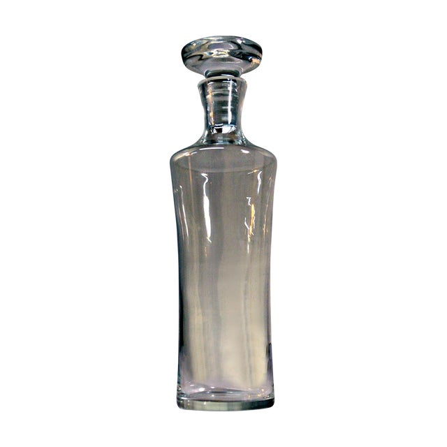 Clear Glass Liquor Decanter - Image 1 of 7