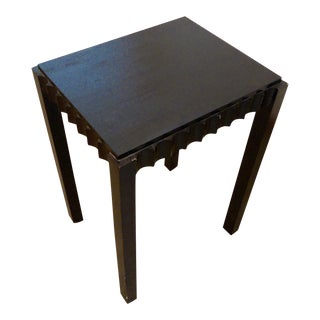 Indonesian Sculptural Side Table