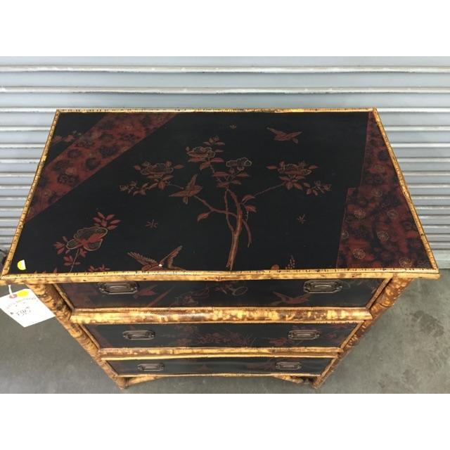 Image of Scorched Bamboo Bachelors Chest