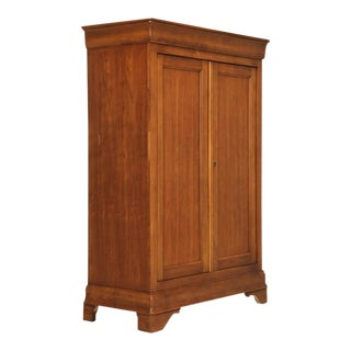 Mount Airy Louis Philippe Style Wardrobe or Armoire