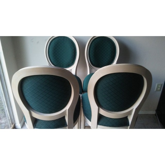 French Louis XVI Style Bar Stools - 4 - Image 7 of 10