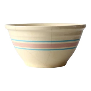 Circa 1970 McCoy Ceramic Bowl