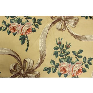 Rose Cumming Chintzes Fabric Panels - Set of 5