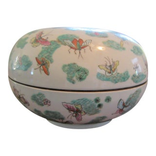Asian Chinese Porcelain Bowl