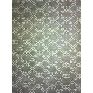 Pottery Barn Scroll Tile Rug - 10′ × 14′