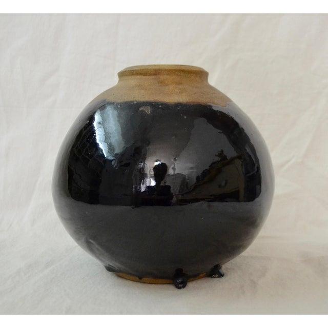 Vintage Hand Thrown Studio Pottery Vase - Image 3 of 11