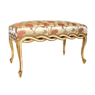 Regency Style Ribbon Bench by Randy Esada Designs Inc