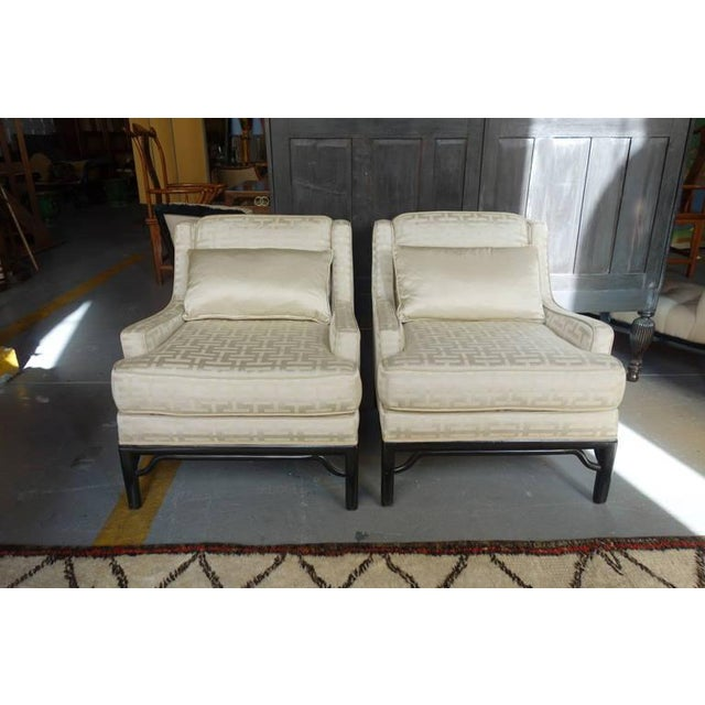 Classic Mid-Century Chairs - A Pair - Image 2 of 8