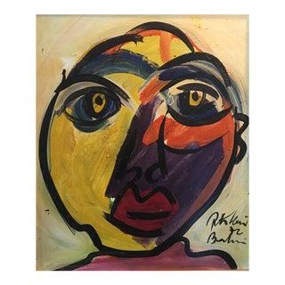 """Peter Robert Keil """"Rita Haywood"""" Painting"""