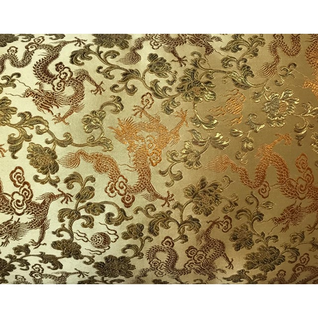 Chinese Silk Pillows - A Pair - Image 8 of 12