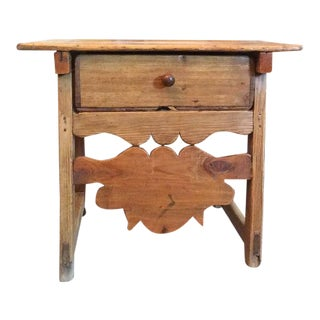 Antique Spanish Side Table