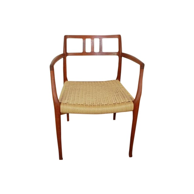 JL Moller #64 Arm Chair - Image 1 of 6