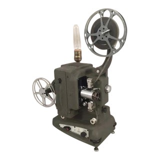 Vintage Regal K109 8mm Movie Projector