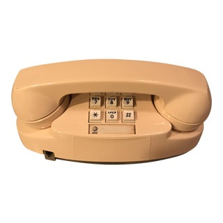 Ivory Western Electric Princess Push Button Phone