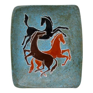 Vintage Italian Ceramic Catchall