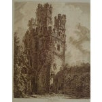 Image of Sepia British Architectural Etching
