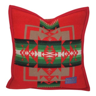 Double Sided Pendleton Pillow
