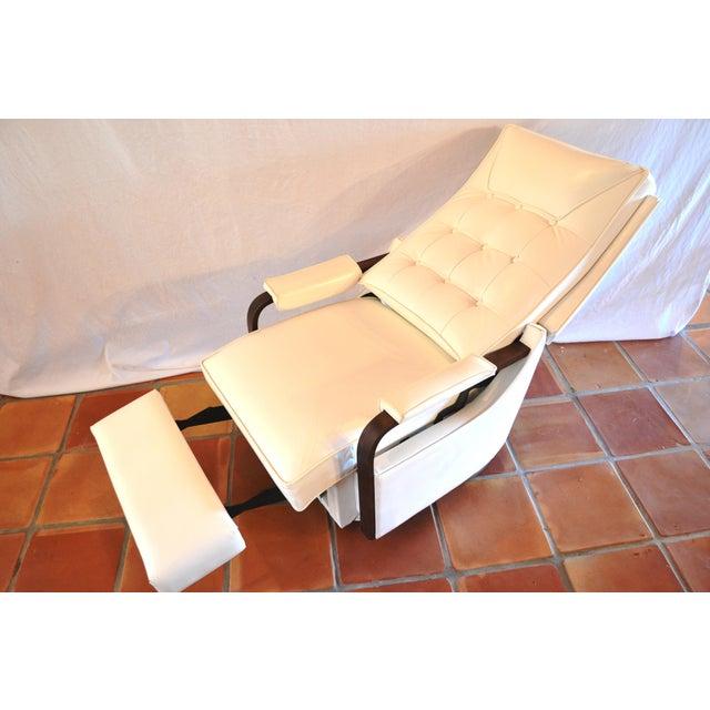 Vintage la z boy rocker lounge chair chairish for Boys lounge chair
