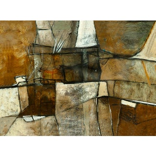Multi Brown Abstract by Martin Carbajal
