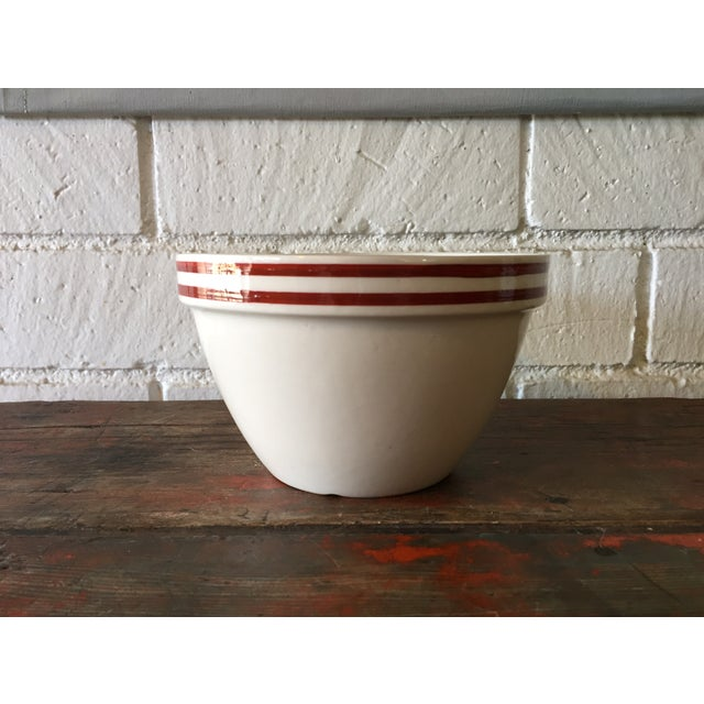 Sienna Striped English Mixing Bowl - Image 2 of 6