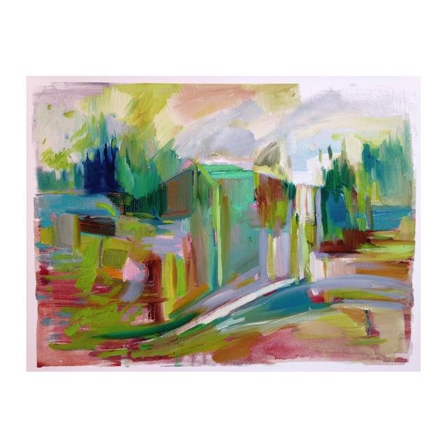 Jenny Vorwaller Snoqualmie Falls Print - Image 1 of 3