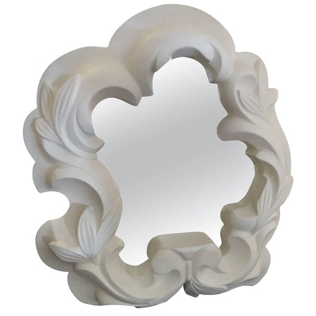 Image of Dorothy Draper Style Glam Mirror
