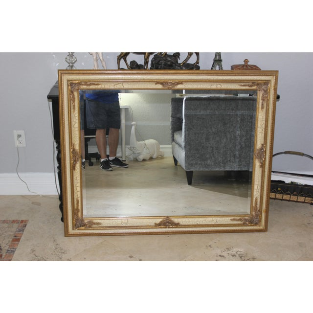 Antique FrenchCarved Gilt Mirror - Image 11 of 11