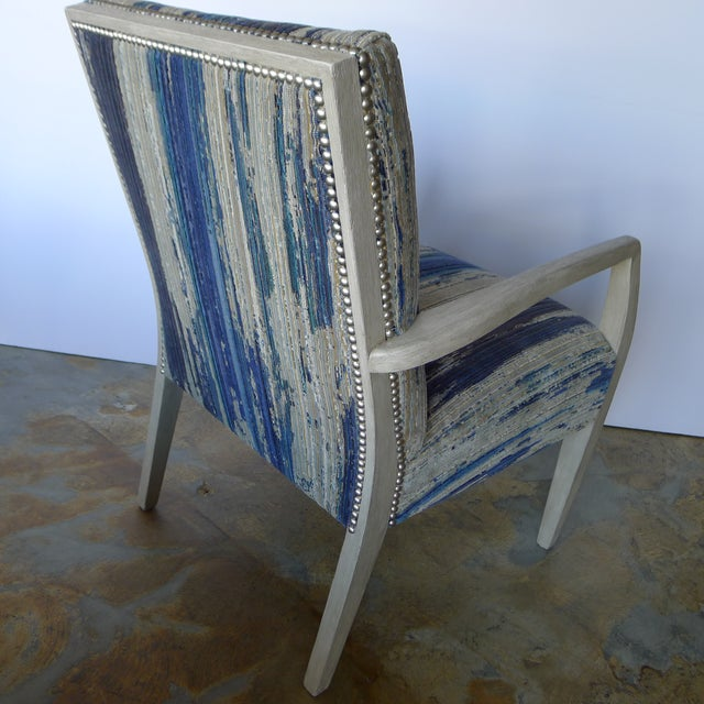 Mid-Century Occasional - Lounge Chair Reimagined - Image 6 of 8
