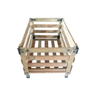 Fold Down Crates