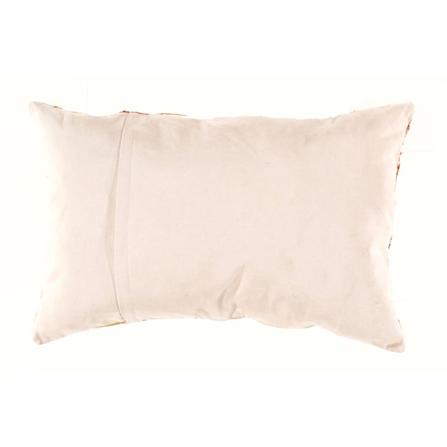 "Vintage Kilim Pillow - 2'8"" X 1'10"" - Image 3 of 3"