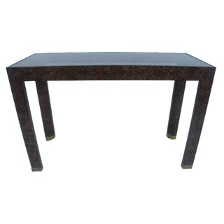 Vintage Henredon Console Table