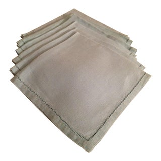 Linen Dinner Napkins - Set of 6